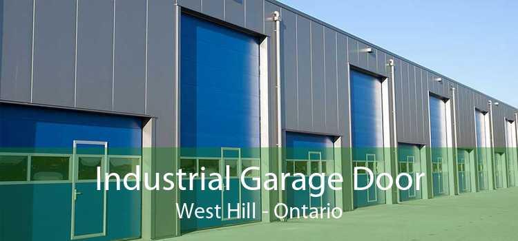 Industrial Garage Door West Hill - Ontario