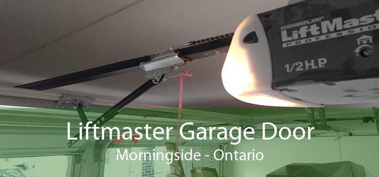 Liftmaster Garage Door Morningside - Ontario