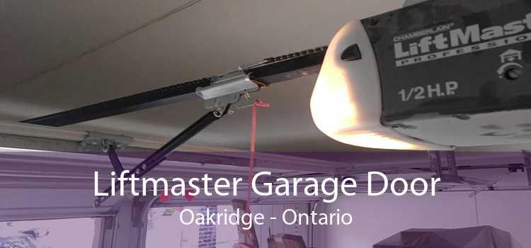 Liftmaster Garage Door Oakridge - Ontario