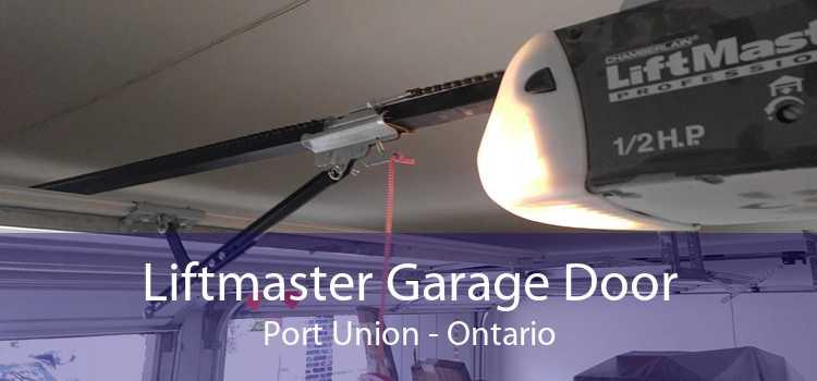 Liftmaster Garage Door Port Union - Ontario