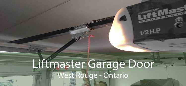 Liftmaster Garage Door West Rouge - Ontario