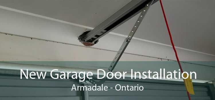 New Garage Door Installation Armadale - Ontario