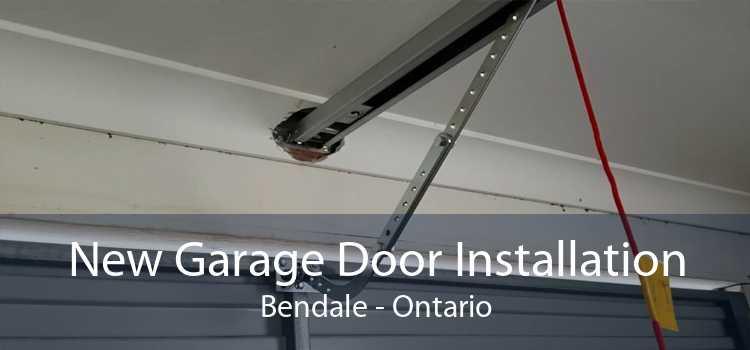 New Garage Door Installation Bendale - Ontario
