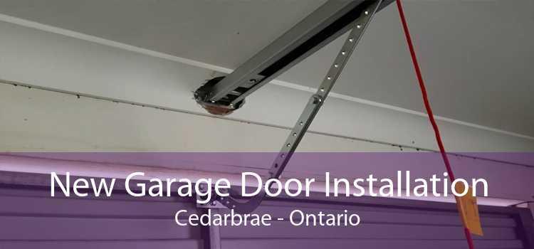 New Garage Door Installation Cedarbrae - Ontario