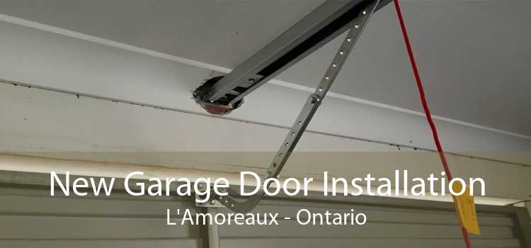 New Garage Door Installation L'Amoreaux - Ontario