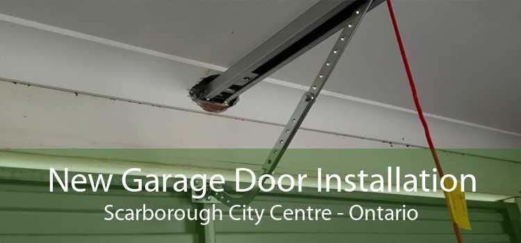 New Garage Door Installation Scarborough City Centre - Ontario