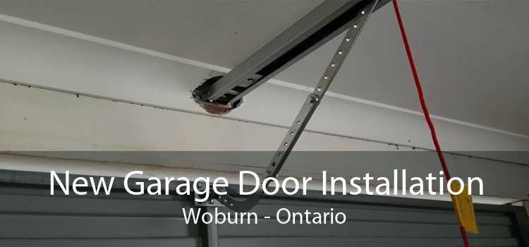 New Garage Door Installation Woburn - Ontario