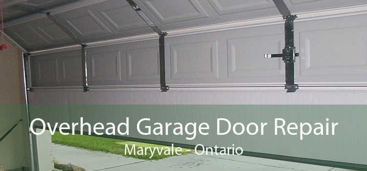 Overhead Garage Door Repair Maryvale - Ontario
