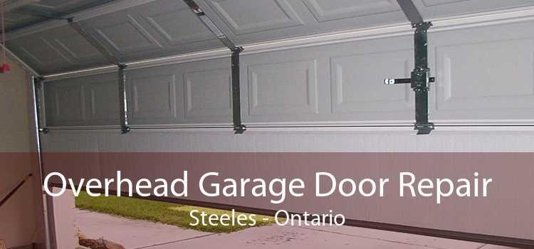 Overhead Garage Door Repair Steeles - Ontario