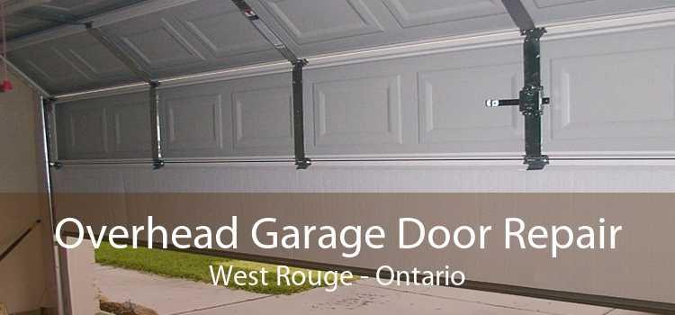 Overhead Garage Door Repair West Rouge - Ontario