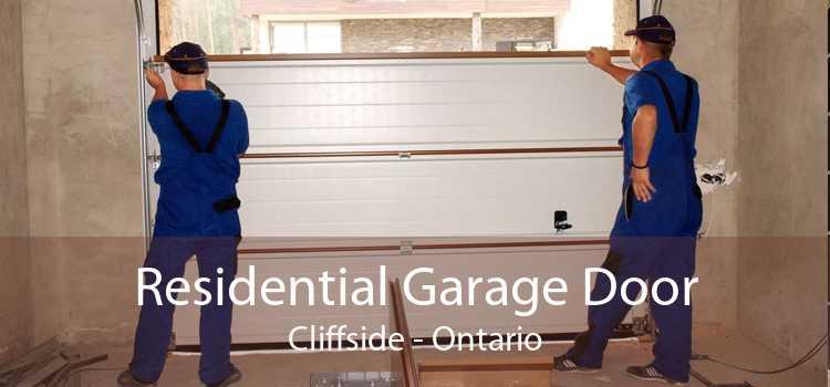 Residential Garage Door Cliffside - Ontario