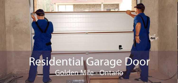 Residential Garage Door Golden Mile - Ontario