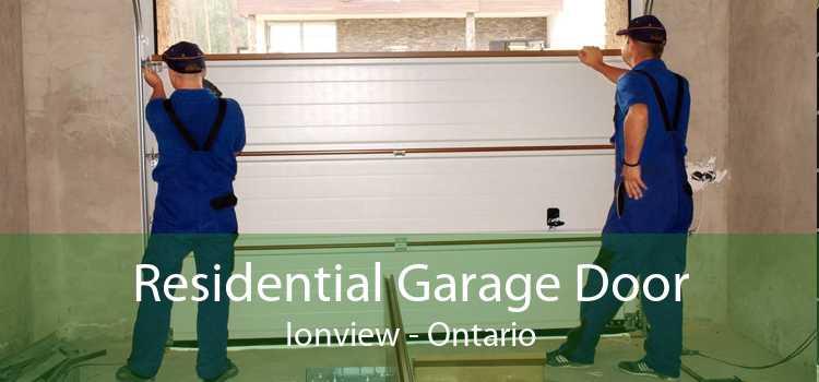 Residential Garage Door Ionview - Ontario