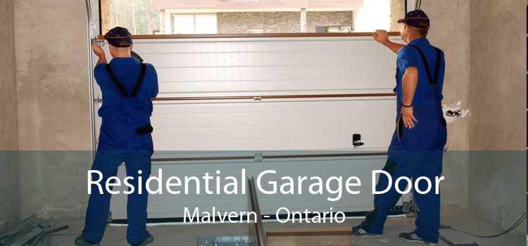 Residential Garage Door Malvern - Ontario