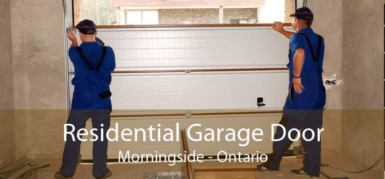 Residential Garage Door Morningside - Ontario