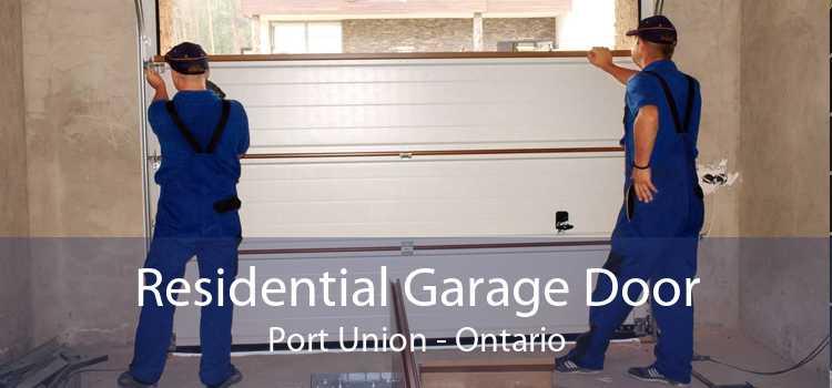 Residential Garage Door Port Union - Ontario