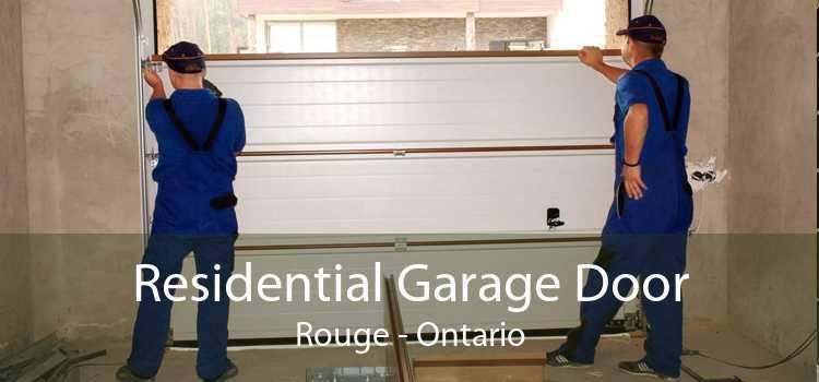 Residential Garage Door Rouge - Ontario