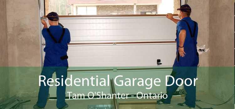 Residential Garage Door Tam O'Shanter - Ontario