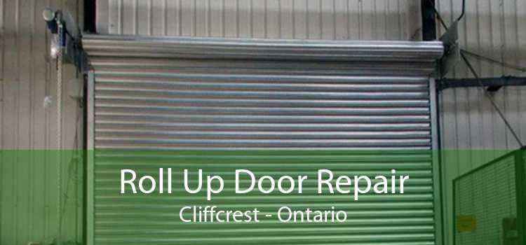 Roll Up Door Repair Cliffcrest - Ontario