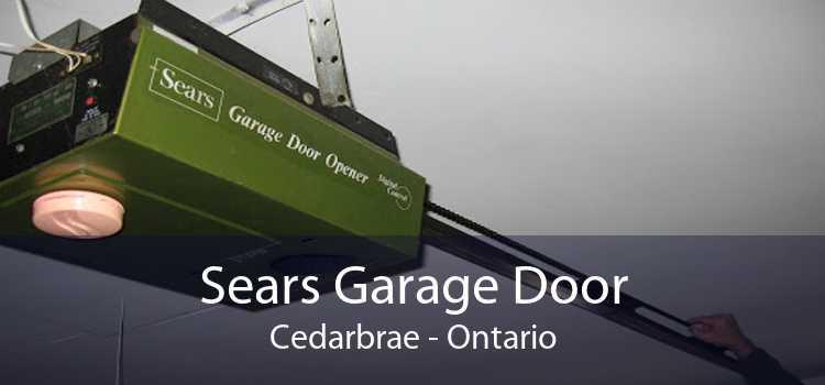 Sears Garage Door Cedarbrae - Ontario