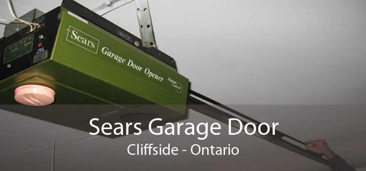 Sears Garage Door Cliffside - Ontario