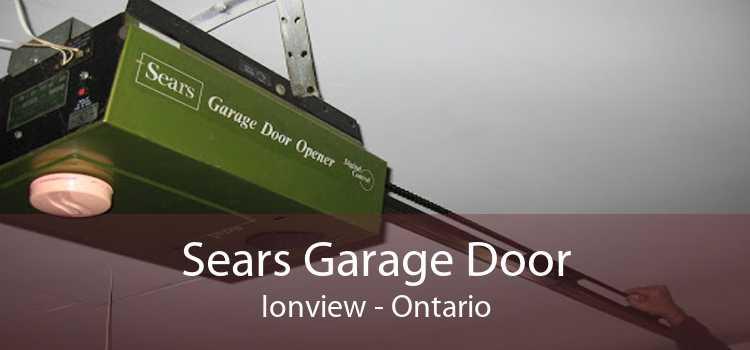 Sears Garage Door Ionview - Ontario