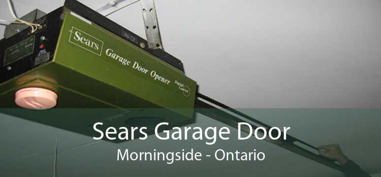 Sears Garage Door Morningside - Ontario