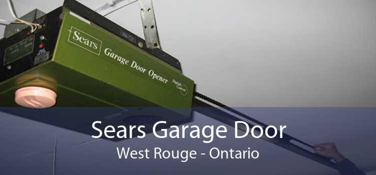 Sears Garage Door West Rouge - Ontario