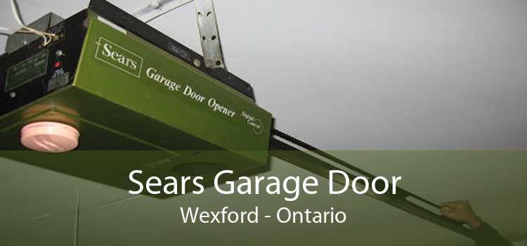 Sears Garage Door Wexford - Ontario