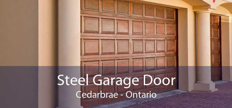 Steel Garage Door Cedarbrae - Ontario