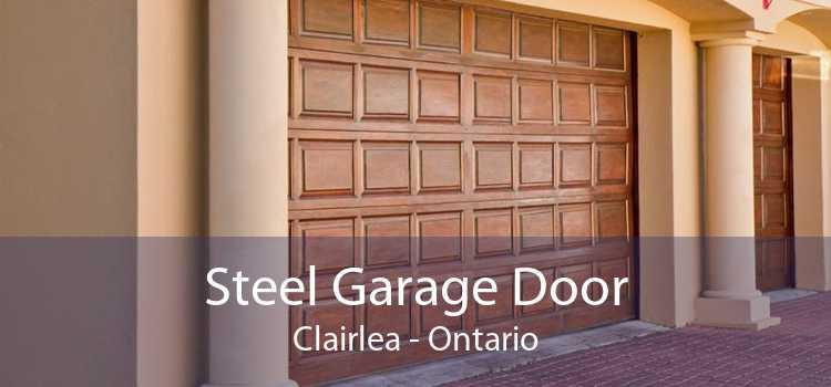 Steel Garage Door Clairlea - Ontario