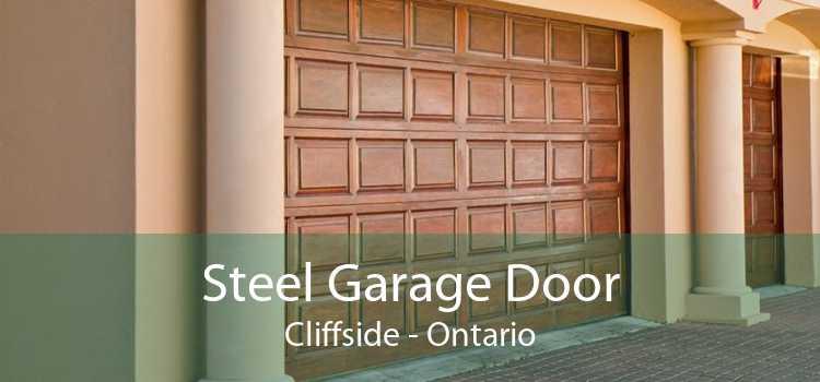 Steel Garage Door Cliffside - Ontario