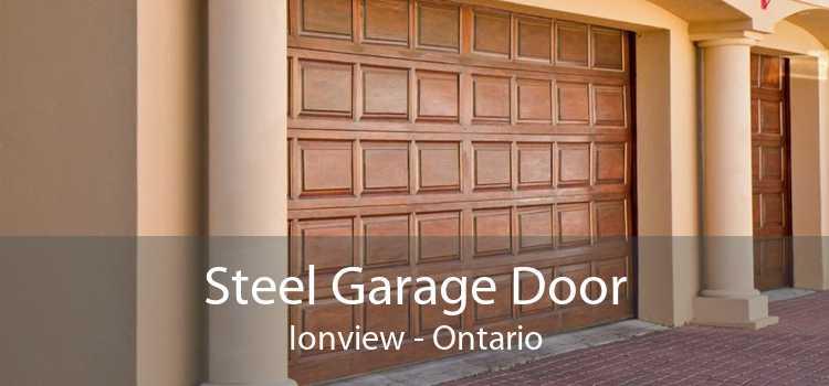Steel Garage Door Ionview - Ontario