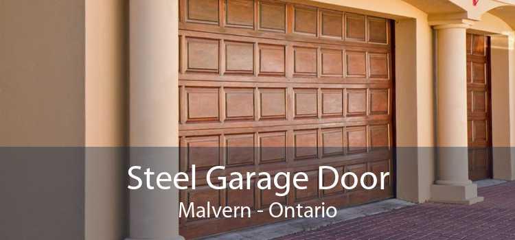 Steel Garage Door Malvern - Ontario