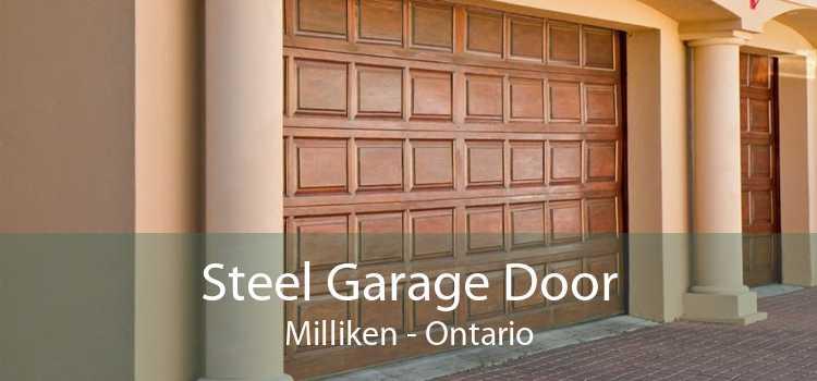Steel Garage Door Milliken - Ontario