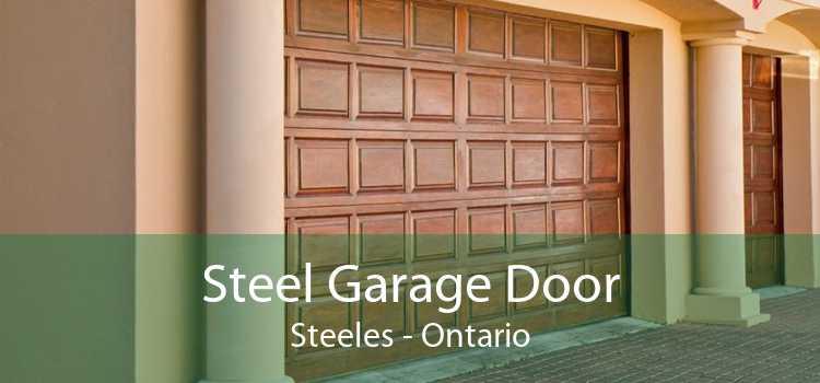 Steel Garage Door Steeles - Ontario