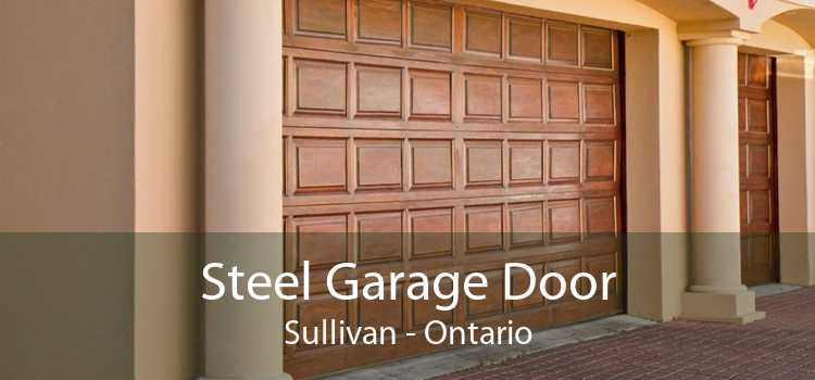 Steel Garage Door Sullivan - Ontario
