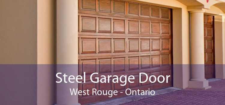 Steel Garage Door West Rouge - Ontario