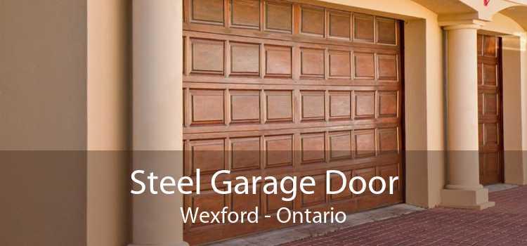 Steel Garage Door Wexford - Ontario