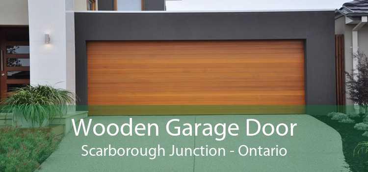 Wooden Garage Door Scarborough Junction - Ontario